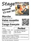 Stage du 13 mai 2017
