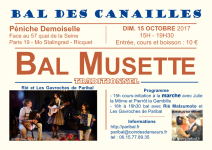 Bal des Canailles octobre 2017