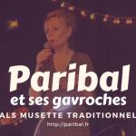 Gavroches de Paribal