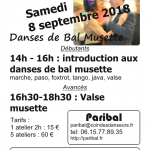 stage septembre 2018