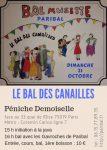Bal des Canailles du 21 octobre 2018