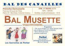 Bal des Canailles mars 2019